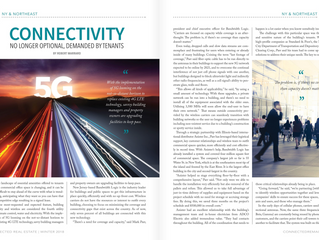 Bandwidth Logic Featured in CONNECTED Real Estate Magazine