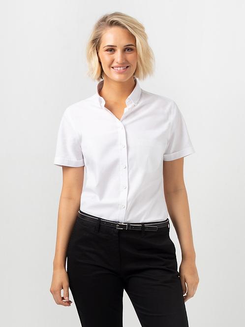 Oxford Short Sleeve - White