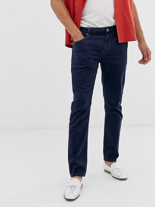 Slim Jeans - Navy