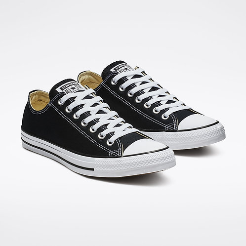 Moxy Converse Chuck Taylor All Star Low Top Sneaker - Black