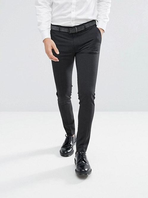 Skinny Overalls - Black