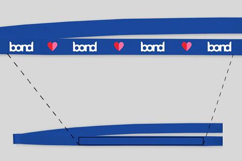 Lanyard - Royal Blue