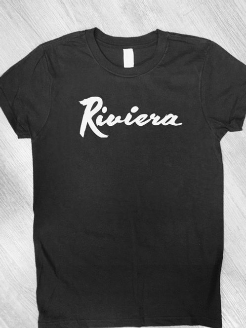 Riviera T-Shirt - Black