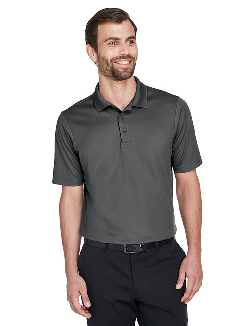 Cooks Venture Performance Polo - Graphite