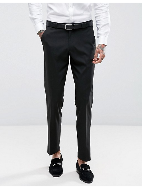 Gents' Slim Suit Pants