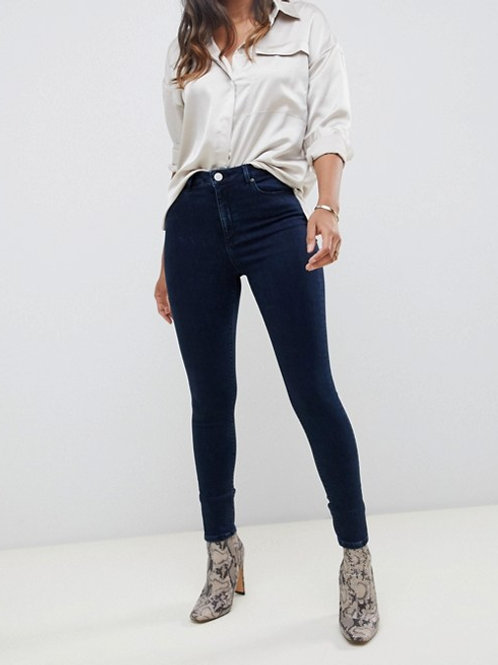 Slim Jeans - Dark Blue