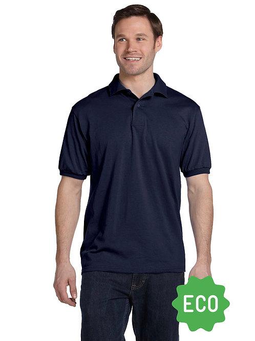 Ecosmart® Jersey Sport Shirt - Navy