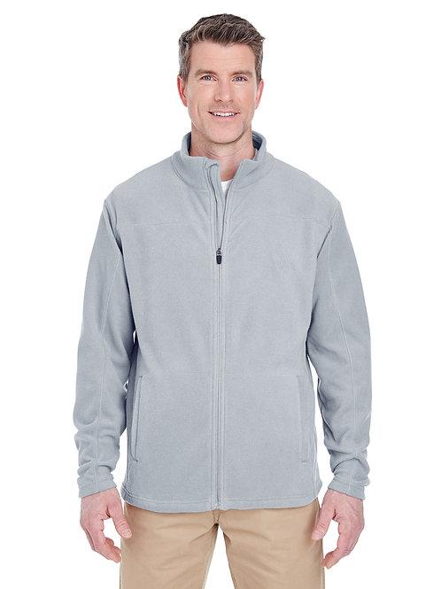 Fleece Jacket - Silver