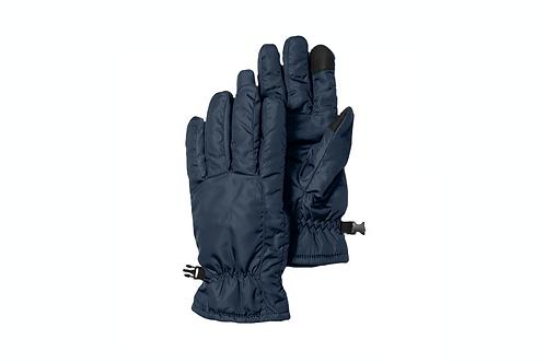 Ladies Waterproof Gloves - Dusted Indigo