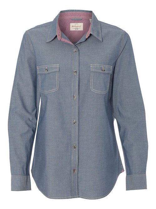 Ladies' Vintage Chambray