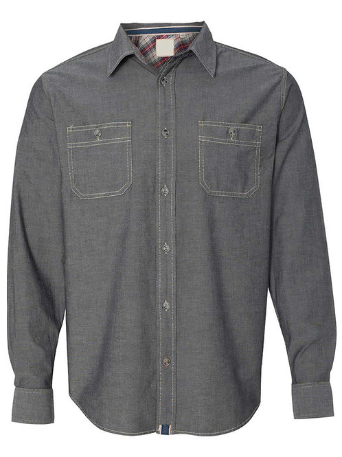Gents' Vintage Chambray