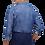 Thumbnail: Custom Denim Shirt by Bonobos® - Navy Tencel