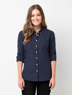 Ladies' Smith Oxford Shirt