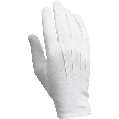Formal Dress Gloves - White