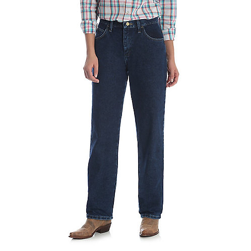 Wrangler® Rugged Wear Relaxed Fit Jean - Antique Indigo