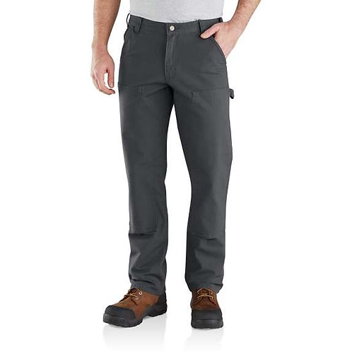 Relaxed Fit Double Front Pant