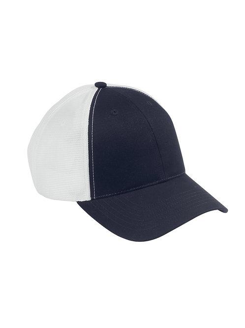 Mesh Cap - Blue/White
