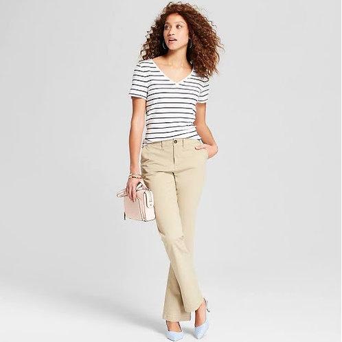 Hamptons Pants - Tan