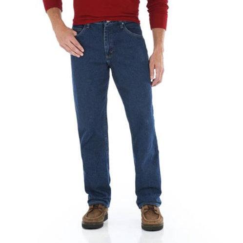 Wrangler Relaxed Fit Jeans - Denim
