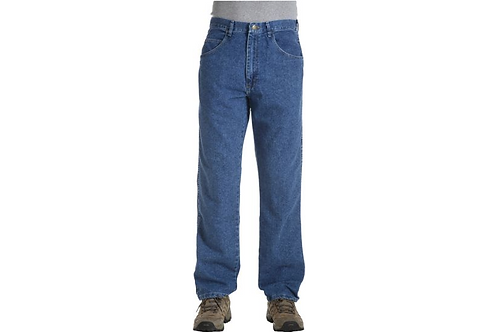 Wrangler® Big & Tall Rugged Wear Relaxed Fit Jean - Stonewashed