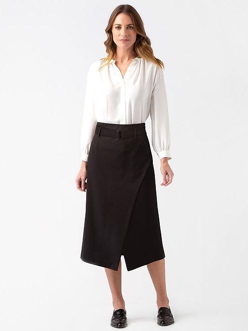 Taylor Midi Skirt - Black