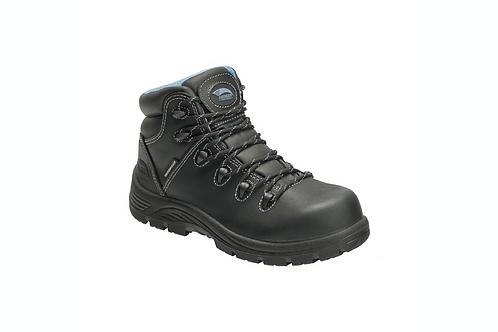 Ladies Framer Composite Toe Waterproof Boots - Black