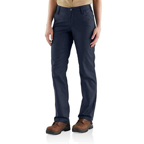 Rugged Relaxed Fit Pant - Navy