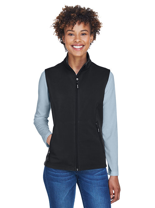 Cliffside Softshell Zip Vest