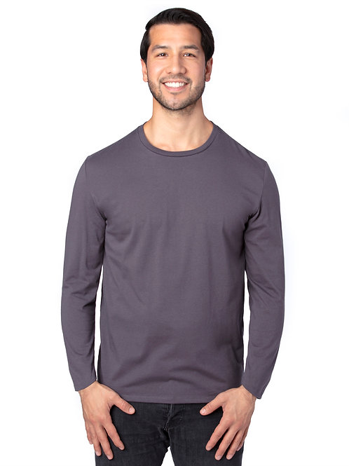 Ultimate Long-Sleeve T-Shirt - Graphite