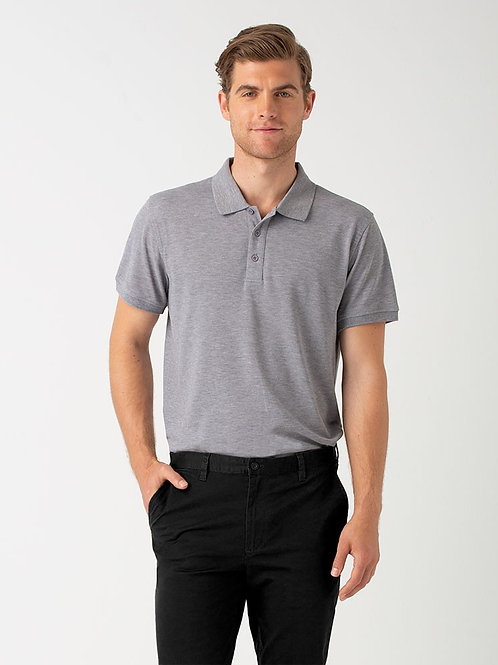 Parker Polo - Grey