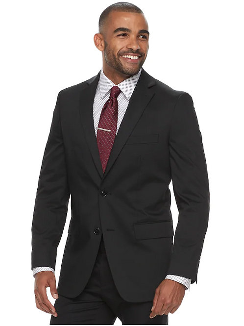 Premier Flex Slim-Fit Suit Coat