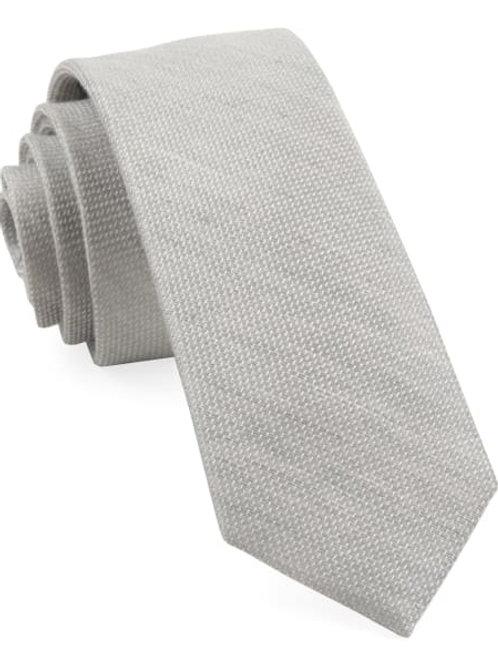 Bhldn Jet Set Solid Tie - Grey