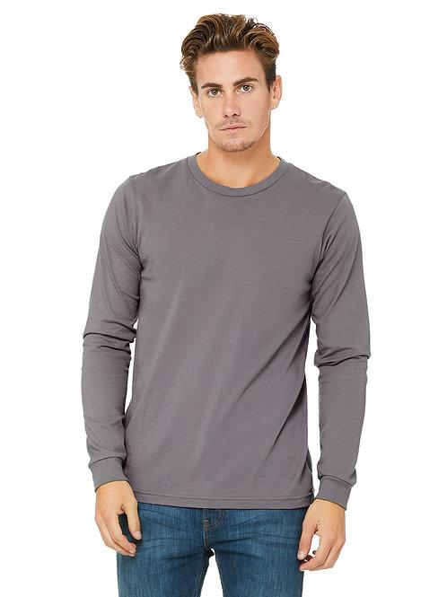 Jersey Long-Sleeve T-Shirt - Storm