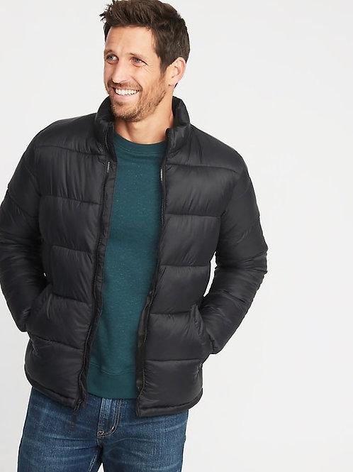 Nylon Frost-Free Jacket