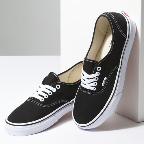 Moxy Authentic Vans - Black