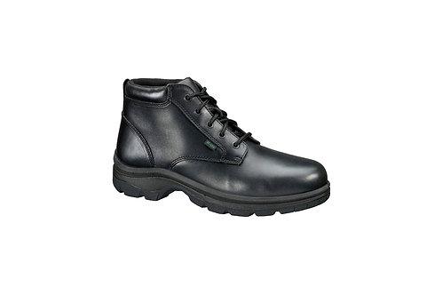 Plain Toe Chukka Boot - Black