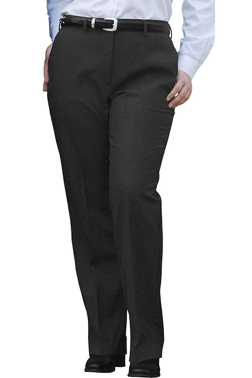 Ladies' Madison Flat Front Slacks