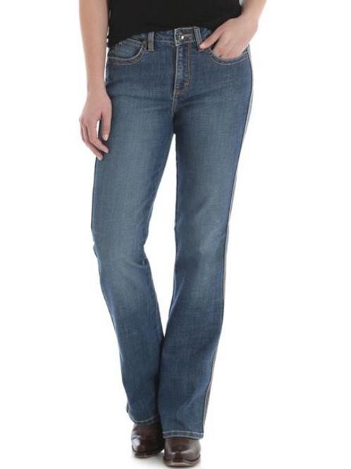 Wrangler® Slimming Jean - BL Wash