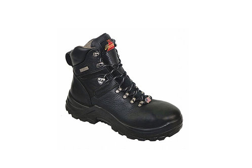 Gents Waterproof Safety Toe - Black