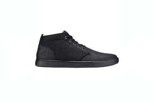 Gents Groveton Chukka Shoes - Black