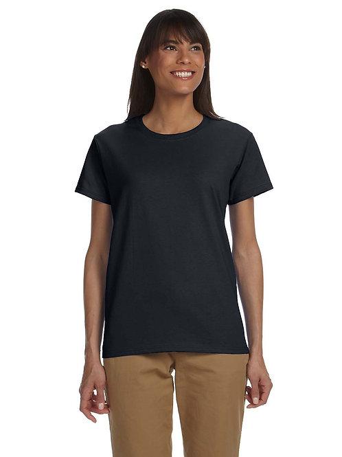 Gildan Cotton T-Shirt - Black