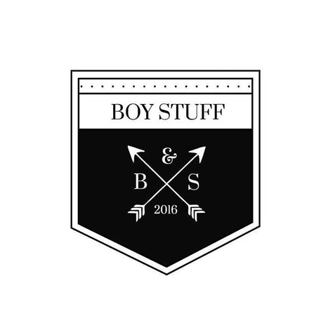 The fact that boy stuff can be made into