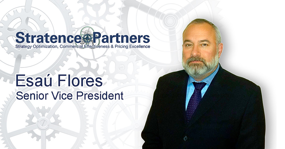 David Diaz New Stratence Partners Vice President