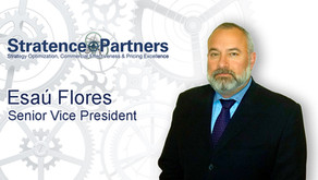 New Stratence Partners Senior Vice President