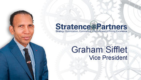 New Stratence Partners Vice President