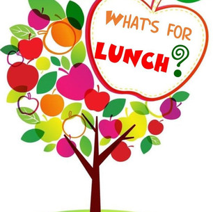 August Lunch Menu