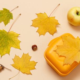 October Lunch Menu