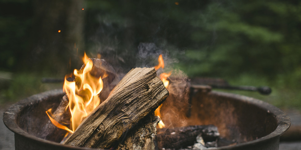 Young Adults and Young Families Bonfire