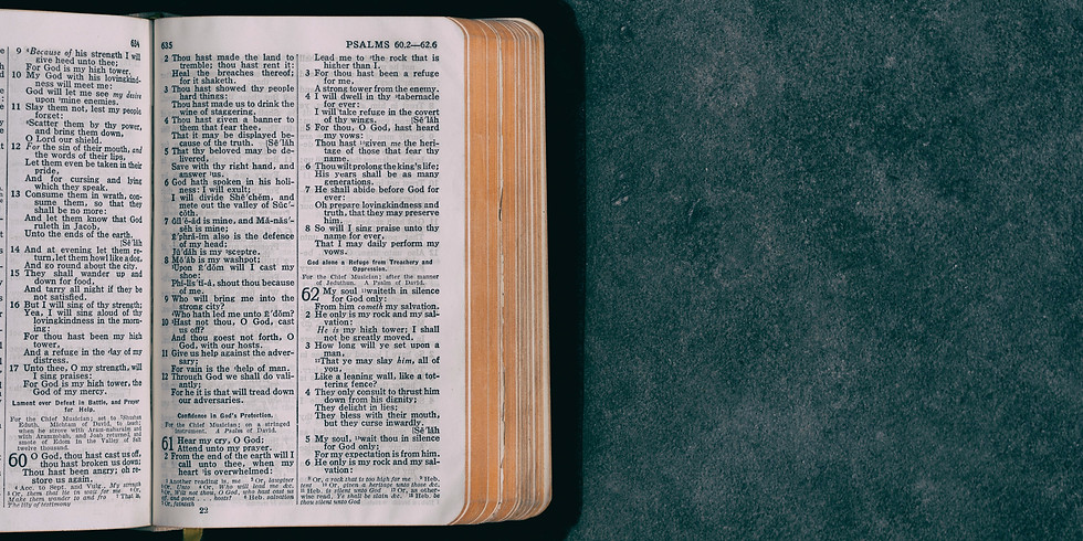Exploring Christian Contemplation with Josh