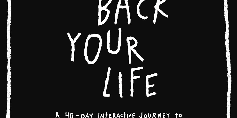 Take Back Your Life Book Study (7)